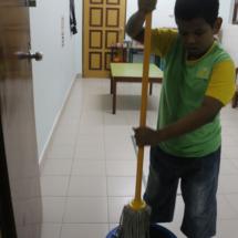 IADL - Mopping - Osman
